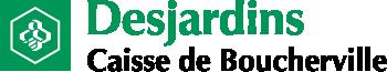 Logo Caisse Desjardins de Boucherville